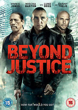 Beyond Justice (DVD) (NEW AND SEALED)
