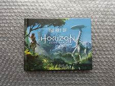 The Art of Horizon Zero Dawn from Collector's Edition (NEW) artbook, art book