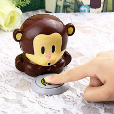 MONKEY NAIL DRYER NOVELTY MANICURE HAND ART BLOWER POLISH VARNISH TOY 05316
