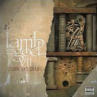 CD - LAMB OF GOD - VII: STURM UND DRANG - SEALED