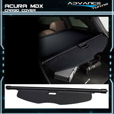 07-13 Acura MDX OE Factory Style Retractable Black Rear Cargo Security Cover