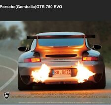 Porsche(Gemballa) GTR 750 EVO Orig! FATHERS DAY SPECIAL $19.95 Free Ship Poster