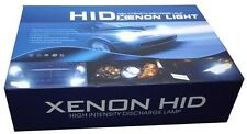HID Xenon Kit H4 6000K WITH LOW / HIGH BEAM Type Bulbs With Slim Ballast
