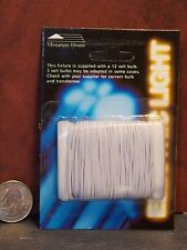 Dollhouse Miniature Electric 2 Strand Wire 50 feet 1:12 scale K18 Dollys Gallery