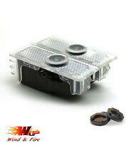 Wind Fire M002 ghost shadow light for BMW-MINI-Land Rover-No Drilling (2-pc set)