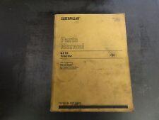 Caterpillar CAT 631E Tractor Parts Manual  1NB 3ND   SEBP1565-01