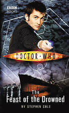 Doctor Who: The Feast of the Drowned, Cole, Steve | Paperback Book |