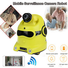 MeE Mobile Surveillance Camera Robot for Baby Monitor Support 2-way Audio 1080P