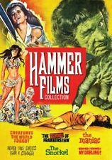 Hammer Film Collection 2: 6 Films 683904544636 (DVD Used Very Good)