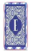 Monogram Letter E Initial  Pink Hardshell Case  iPhone for Apple 6+ (5.5) -New