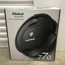 iRobot Roomba 770 - Black - Robotic Cleaner