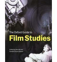 The Oxford Guide to Film Studies by Oxford University Press (Paperback, 1998)