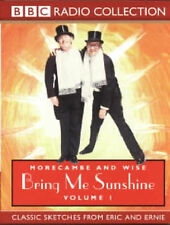 Morecambe and Wise: v.1: Bring Me Sunshine by Eddie Braben (Audio cassette,...
