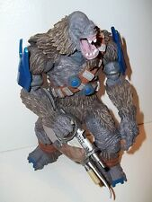 "Halo 2 Joyride Bungie **COVENANT BRUTE** 8"" Figure with Brute Shot!!!!"