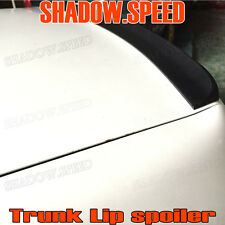 Unpainted SV Type Rear Trunk Lip Spoiler Wing For Honda Accord 2003-2007 Coupe ✪