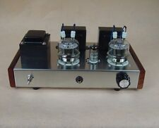 Class A Single Ended 6N2+FU32 Tube Audio Amplifier 4W*2 HIFI Valve Headphone Amp