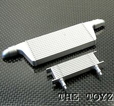 1/10 RC Car Plastic Inter-Cooler Kit for Tamiya HPI Traxxas Yokomo Hot Bodies.