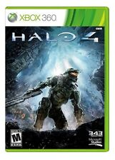 Halo 4 Xbox 360 Complete FAST FREE SHIPPING microsoft spartan ops master chief