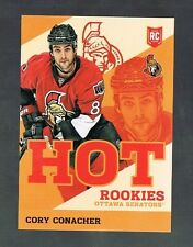 CORY CONACHER HK11 SENATORS HOT ROOKIES 2013/14 Panini Toronto Expo wrapper red