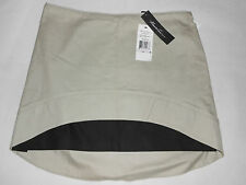 NEW Kenneth Cole beige skirt UK10 RRP £99