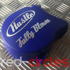 BLUE HUSTLE MODS PIT BIKE STATOR ENGINE COVER CASING 50cc 90cc 110cc PITBIKE