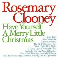 Have Yourself a Merry Little Christmas by Rosemary Clooney (CD, Sep-2004, Var...