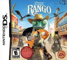 Rango jeu ds ds ds lite 3DS 2DS dsi 3DS xl