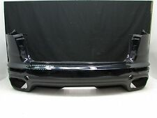 2015 2016 Porsche Cayenne Rear Bumper Cover W/ Lower Lip Valance OEM 15 16