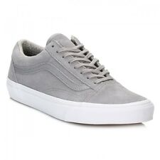 VANS old skool size 6.5 womens grey trainers BRAND NEW