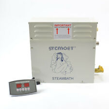 6KW STEAM GENERATOR/SAUNA BATH HOME SPA SHOWER&ST-135M CONTROLLER