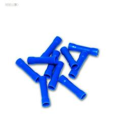 50 Connecteur de choc/Connecteurs à sertir Bleu pour 1,0-2,5mm² Câble,