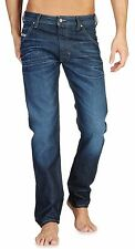 Diesel Krooley Regular Slim-Carrot Leg Jeans Pants Trousers 0073N 27x32 $180
