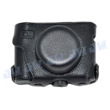 O.N.E PU LEATHER CAMERA CASE BAG COVER FOR PANASONIC DMC-GF2 W/14MM LENS PRO