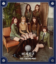 "K-POP GFRIEND 4th MIni Album ""THE AWAKENING"" Military Ver [ 1 Photobook + CD ]"