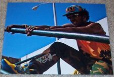 TRINIDAD JAMES JAME$ SIGNED AUTOGRAPH 8x10 PHOTO B w/PROOF ALL GOLD EVERYTHING