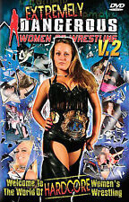 Extremely Dangerous Women of Wrestling 2 (DVD) NEW SEALED @