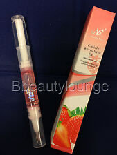 Strawberry Scented Cuticle Oil Revitalize Pen Nail Gel Acrylic NailArt Treatment