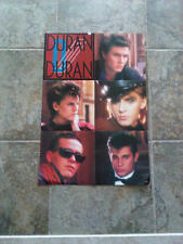 "Duran Duran ""The Reflex"" Small Poster From 1984"