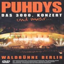 Puhdys - Puhdys Live-Das 3000.Konzert *DVD*NEU*743219471598