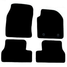 Ford Focus C Max 03 to 2011 Black Tailored Fitted Mats with Free Binding Upgrade