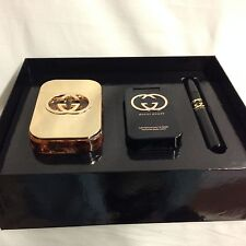 GUCCI GUILTY By GUCCI Perfume For WOMEN 3PC GIFT SET 2.5 + LOTION + MINI @ SALE!