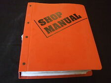 DAEWOO MEGA 200-V EXCAVATOR SERVICE SHOP REPAIR BOOK MANUAL S/N 1001-3000