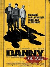 Affiche 120x160cm DANNY THE DOG (2005) Jet Li, Bob Hoskins, Kerry Condon TBE