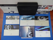 2007 Mercedes C230 Kompressor C280 C350 4Matic Sport Owners Manuals Set # 93016