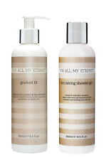 For All My Eternity GRADUAL 10 Daily Fake Tanning Lotion + Tan Saving Shower Gel