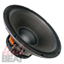 "JBL Selenium 18SWS1100 18"" Speaker 1,100 Watt RMS Deep Bass Woofer 7896359515943"