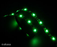 Akasa AK-LD02-05GN Vegas LED Strip Light Green