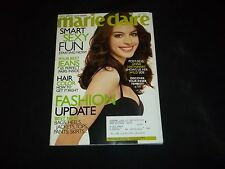 2007 AUG MARIE CLAIRE MAGAZINE - ANNE HATHAWAY - FASHION & CELEBRITIES - F 1852
