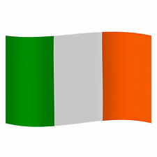 Ireland Irish ROI Football Rugby Flag Electric Picnic Oxegen Festival 3 x 5 ft