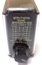 STRUTHERS-DUNN 246BBXP-010 PNEUMATIC TIMING RELAY 1-10 SECONDS NNB MADE IN USA!